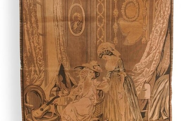 Victorian Style Tapestry