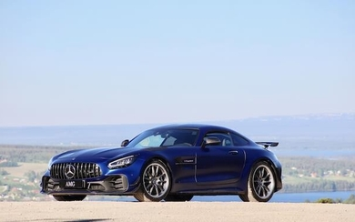 2019 Mercedes-AMG GT R PRO Coupé, Chassis no. WMX1903791A028265