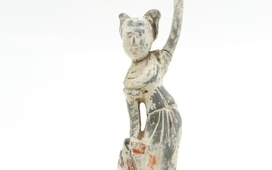 A Chinese Sculpture