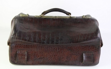 A Leather Doctors Bag