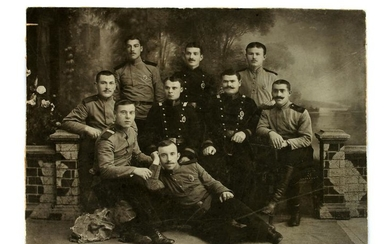 A RUSSIAN IMPERIAL ARMY PHOTOGRAPH, CA 1914