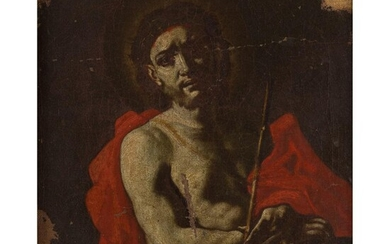 ATTRIBUTED TO FRANCESCO SOLIMINA (ITALIAN 1657-1747) ECCE HOMO