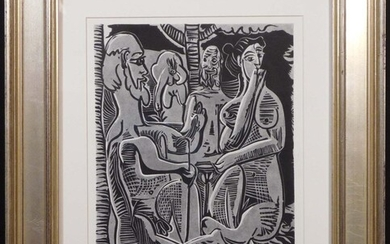 After Pablo Picasso: The Group