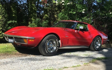 Chevrolet - Corvette Stingray - 1970