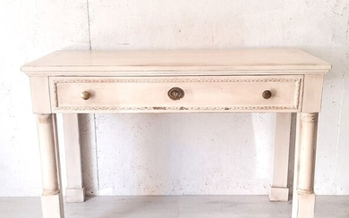 Console table, Writing table