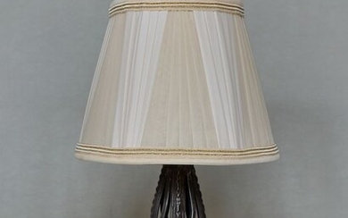 French 1930 Art Deco lamp