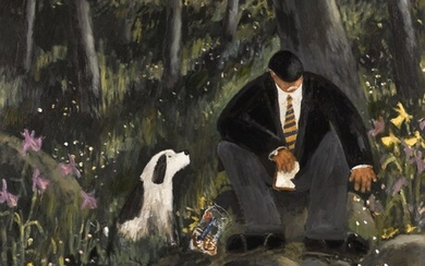 GARY BUNT | THE LILY POND