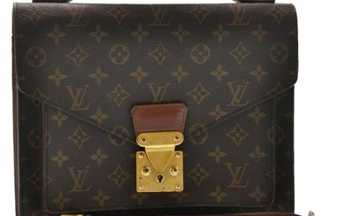 Louis Vuitton - Monogram Monceau Shoulder bag