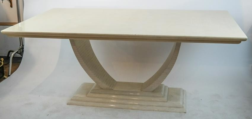 Modern Tessellated Dining Table