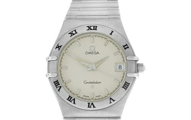 Omega Constellation Men's Unisex Steel Date 1512.30