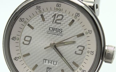 """Oris - Day-Date Automatic 7560 - Swiss Made """"NO RESERVE PRICE"""" - Men - 2011-present"""
