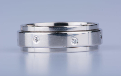 Piaget - 18 kt. White gold - Ring Diamond