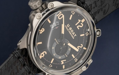 U-Boat - New Capsule 50 Automatic Watch Limited Edition 018/288 - 8189 - Men - Brand New