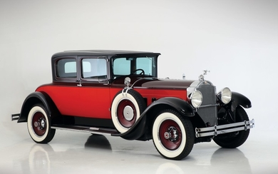 1929 Packard Custom Eight Opera Coupe