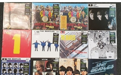 A collection of approximately thirty three Beatles, John Len...