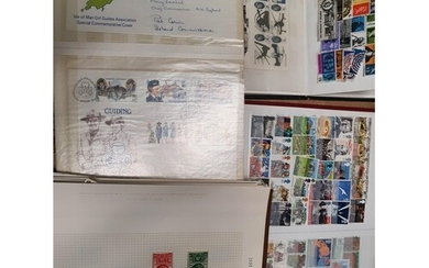 A large quantity of Great Britain and Irish Stamps in stock ...