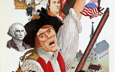 American History, Poster