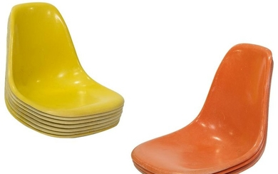 Charles & Ray Eames - Chair Seats - 10