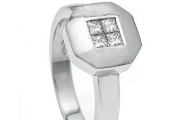 Diamond ring WG 750/000 w
