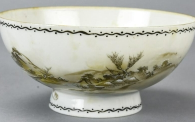 Japanese Signed & Hand Painted Porcelain Bowl