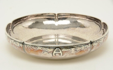 Kalo sterling silver bowl, first quarter 20th century.
