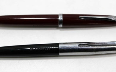 Lot of 2 Fountain Pens made by Flaro