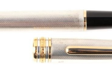 MONTBLANC Meisterstuck Solitaire Doue Sterling Silver