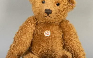 """Steiff """"Horace"""" Limited Edition Replica."""