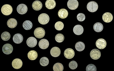 The Brian Dawson Collection of British Tokens