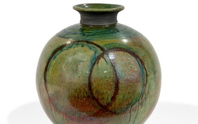 Tom Neugebauer - Studio Pottery Vase - Signed