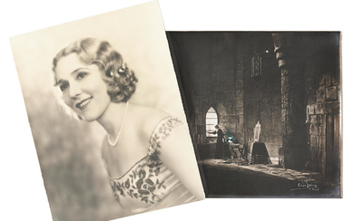 A Mary Pickford group of oversized photographs taken by Charles Rosher, Edwin Bower Hesser, Sergis Alberts, and others