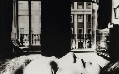 BILL BRANDT (1904–1983), Portrait of a Young Girl, Eaton Place, London, 1955