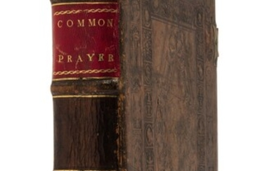 BOOK OF COMMON PRAYER | The Book of Common Prayer. London: Richard Jugge, [?1577]; [Bound with:] The Whole Booke of Psalmes, Collected into English Meter. London: John Day, 1575