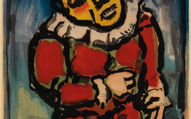 Georges Rouault (French, 1871-1958) Le Petit Nain