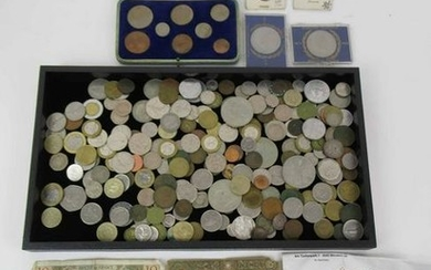 Group of Assorted Foreign Coins