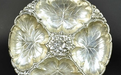 J.E. Caldwell Sterling Silver Serving Dish