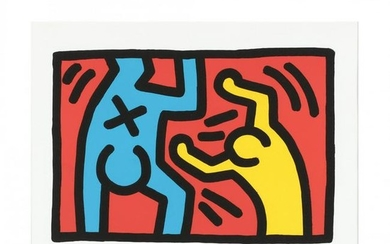 Keith Haring (1958-1990), Untitled (D)