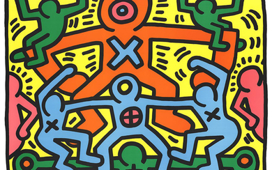 Keith Haring Untitled, 1999