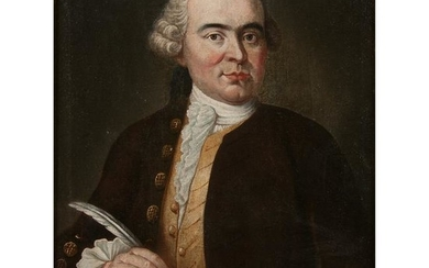 Late-18th-Century Portrait of a Gentleman