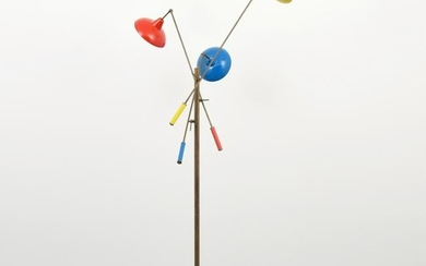 Triennale Floor Lamp, Manner of Arredoluce