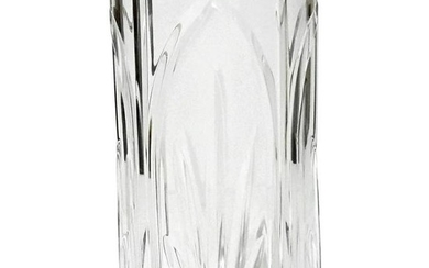 Crystal Vases with Galway Ash