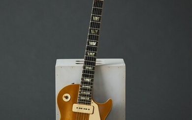 1953 GIBSON LES PAUL GOLD TOP