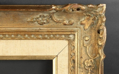 "20th Century French Carved Frame. 22"" x 18"" - 56cm x"