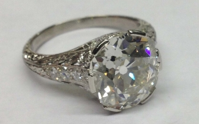 5.63ct Diamond Ring