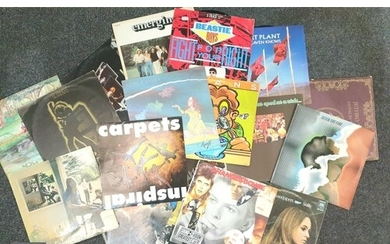 A collection of rock, psychedelic rock, progressive rock, an...