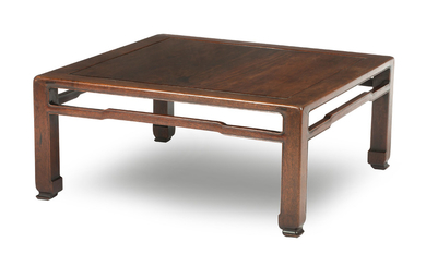 A huali square low table
