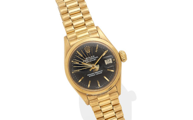 A lady's datejust watch,
