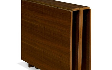 After Bruno Mathsson expanding dining table