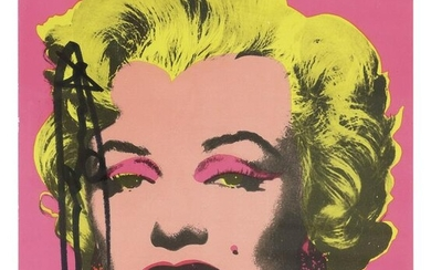 Andy Warhol - Marilyn Monroe (Invitation)