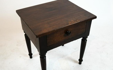 Antique American Low Table